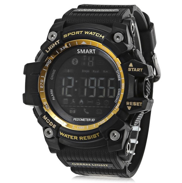 Military Style LCD Smart Watches