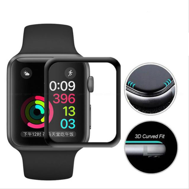 Tempered Protecting Glass for Apple Watch