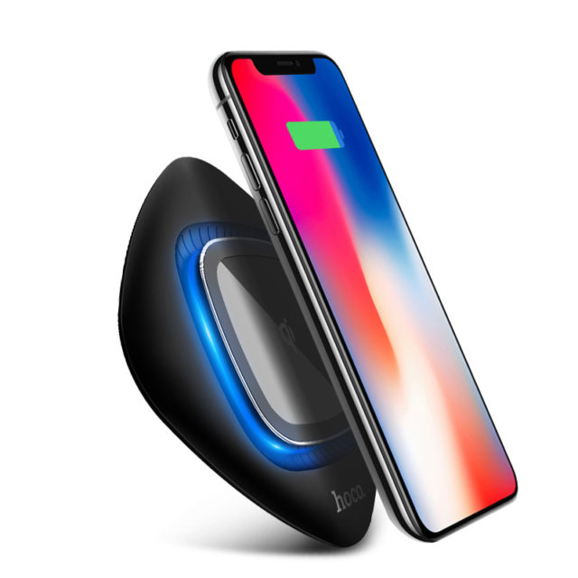 Wireless Charger with LED Light