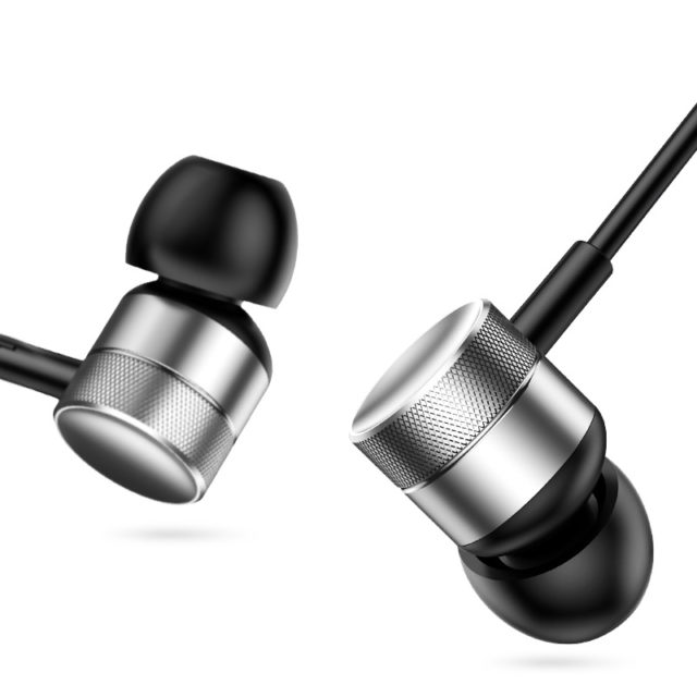 Sports Stereo Earphones with Mic