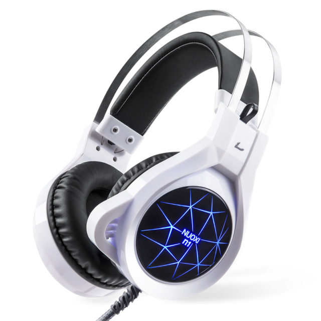 LED Changing Colors Stereo Gaming Headset